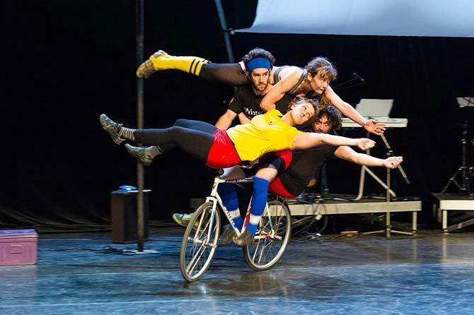 Le Galathon - Critique sortie Théâtre Brétigny-sur-Orge Théâtre de Brétigny