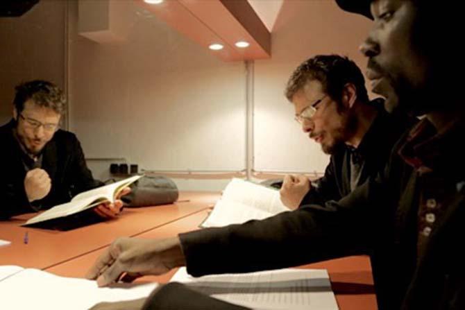 3 questions à Blaise Merlin, directeur du festival La Voix est libre - Critique sortie Jazz / Musiques Paris Eglise saint-merri