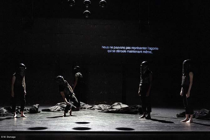 Mettre en pièce(s) - Critique sortie Danse Bezons Théâtre Paul-Éluard