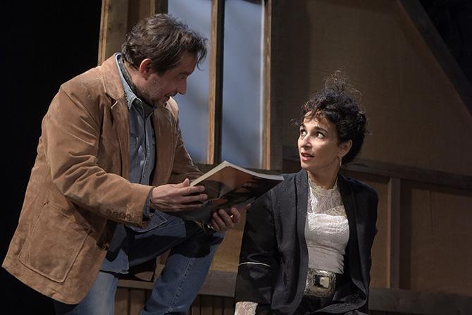Puzzle - Critique sortie Théâtre Paris La Reine Blanche