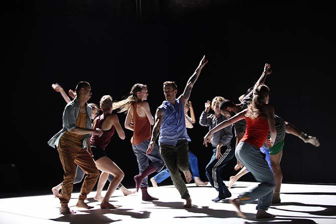 Sunny - Critique sortie Danse Saint-Quentin-en-Yvelines Théâtre de Saint-Quentin-en-Yvelines
