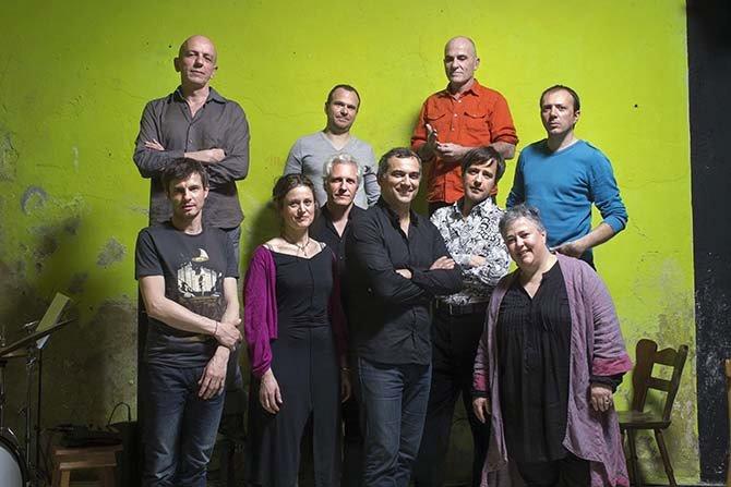 Les émouvantes - Critique sortie Jazz / Musiques Marseille Théâtre des Bernardines