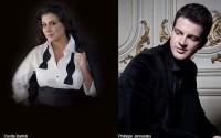 Cecila Bartoli  en liberté et en amitié dans un programme d'airs d'opéras baroques italiens, avec Philippe Jaroussky.