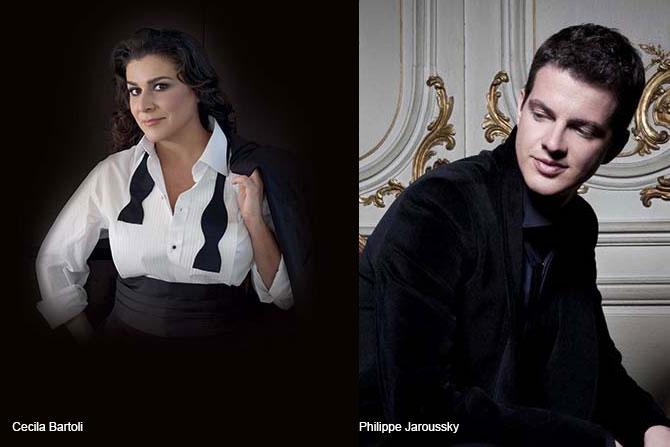 Cecilia Bartoli & Philippe Jaroussky - Critique sortie Classique / Opéra Paris Salle Gaveau