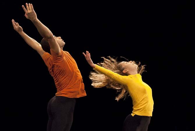 How to Pass, Kick, Fall and Run / Inlets 2 / Beach Birds - Critique sortie Danse Paris Chaillot - Théâtre national de la danse