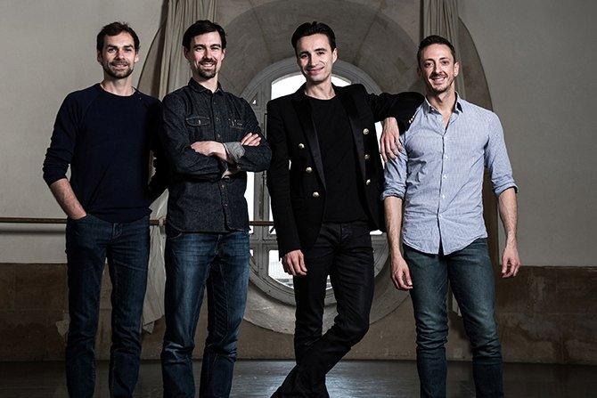 Soirée Danseurs Chorégraphes - Critique sortie Danse Paris Palais Garnier
