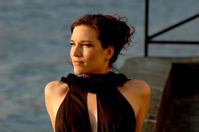 La jeune soprano Fabienne Conrad à l'affiche des Concerts au coucher de soleil.