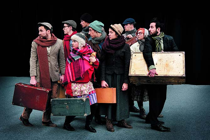 Les Impromptus - Critique sortie Cirque Saint-Denis La Plaine. Académie Fratellini