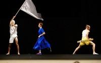 Crédit : Gadi Dagon Légende : Last Work d'Ohad Naharin par la Batsheva Dance Company.