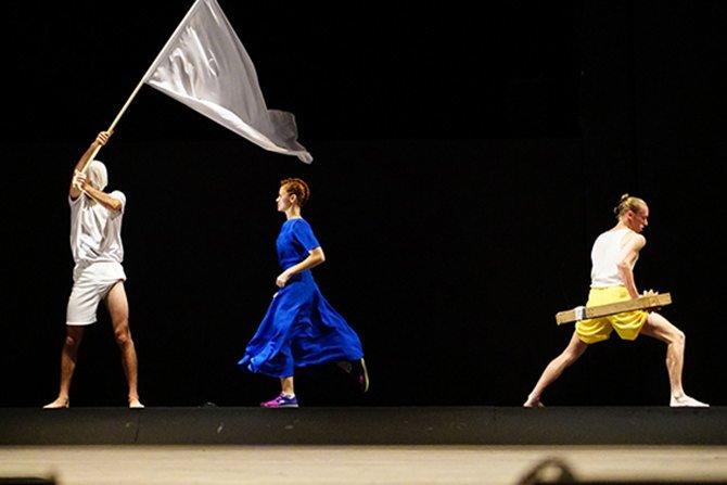 Last Work - Critique sortie Danse Paris Chaillot - Théâtre national de la danse