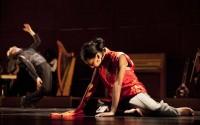 ©  Koen Broos Légende : Sidi Larbi Cherkaoui et Shantala Shivalingappa.