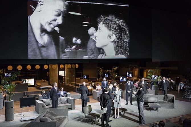 Tragédies Romaines - Critique sortie Théâtre Paris Chaillot - Théâtre national de la danse