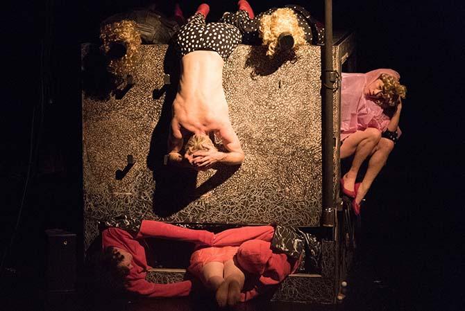 Dans le ventre de la ballerine - Critique sortie Théâtre Paris Le Monfort