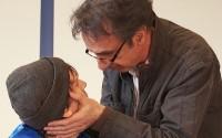 ©Frédérique Ribis  Côme Thieulin et Raphaël Almosni dans Contagion.