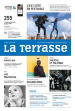 LA TERRASSE – JUIN / JUILLET 2017 - Critique sortie