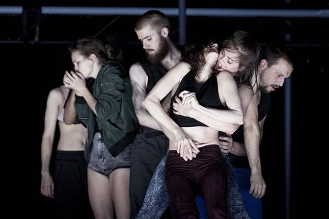 Festival nordique - Critique sortie Danse Paris Chaillot - Théâtre national de la danse