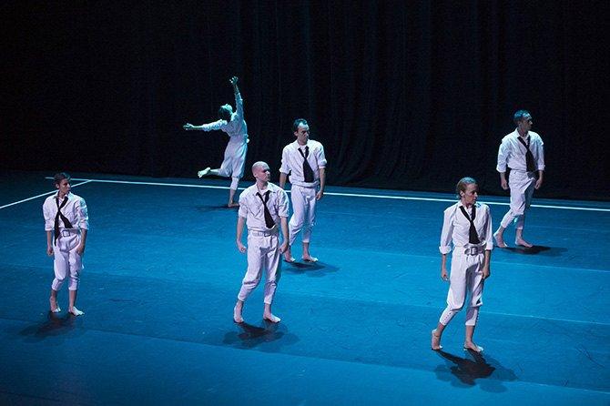 Jeux - Critique sortie Danse Noisy-le-Sec Théâtre des Bergeries