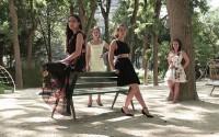 Le Quatuor Zaïde sous les palmiers du Val-de-Marne !  (crédit : DR)