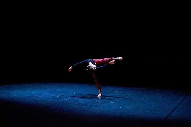 Quintette - Critique sortie Danse Paris Chaillot - Théâtre national de la danse