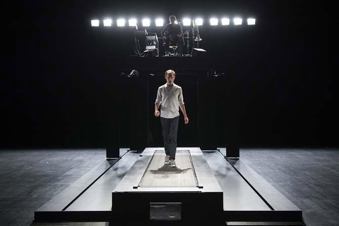 RÉPARER LES VIVANTS - Critique sortie Théâtre Paris Théâtre des Abbesses