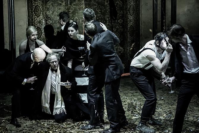 Richard III - Critique sortie Théâtre Paris L'Odéon-Théâtre de l'Europe