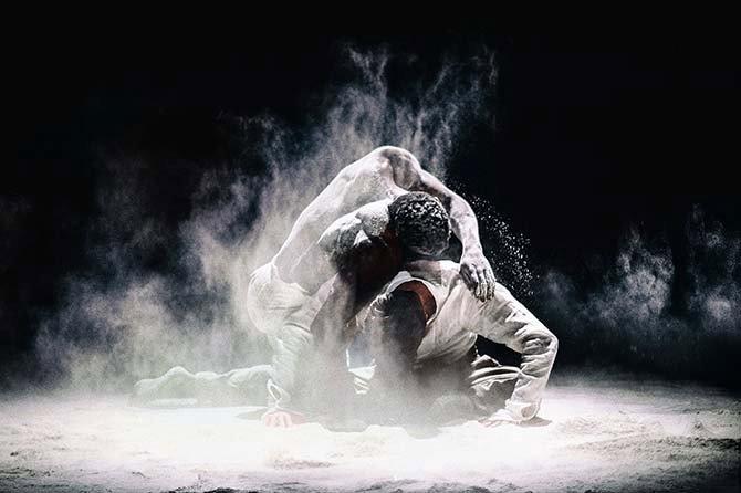 Le Nederlands Dans Theater 1 - Critique sortie Danse Paris Chaillot - Théâtre national de la danse