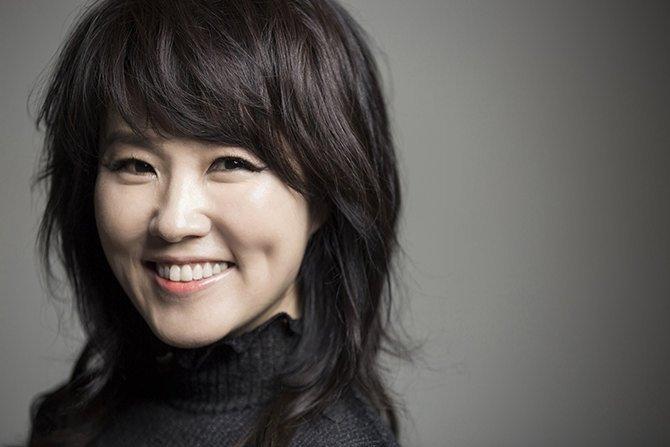 Youn Sun Nah a publié en mai un disque intitulé « She Moves On ». © Sung Yull Nah