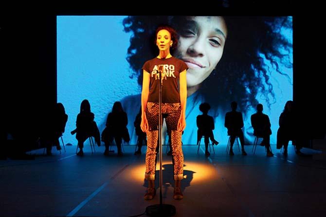 F(l)ammes - Critique sortie Avignon / 2017 Avignon Avignon Off. Théâtre des Halles