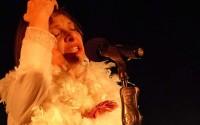 Crédit : D.R Légende : La chanteuse Judith Maian.