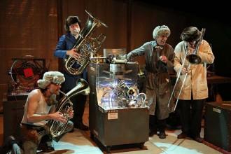 Odyssée ensemble et Cie - Critique sortie Avignon / 2017 Avignon Avignon Off. Théâtre du Girasole