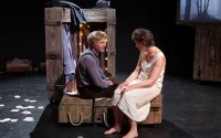Crédit   : Fabienne Rappeneau Légende   : Christophe Laparra et Patricia Varnay dans L'Ogrelet.