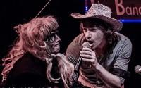 The band from New York : un duo burlesque à l'Archipel Théâtre. Crédit : Nicolas Semenioukoff / Les Arts dans l'R
