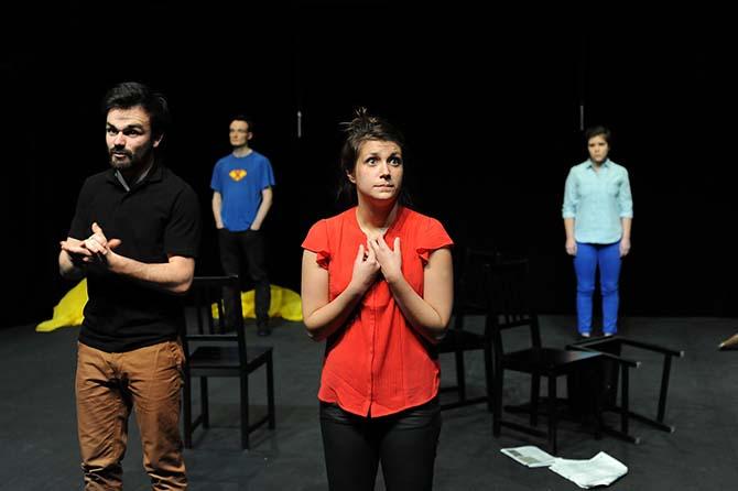 Vingt ans, et alors ! - Critique sortie Avignon / 2017 Avignon Avignon Off. Théâtre des Halles