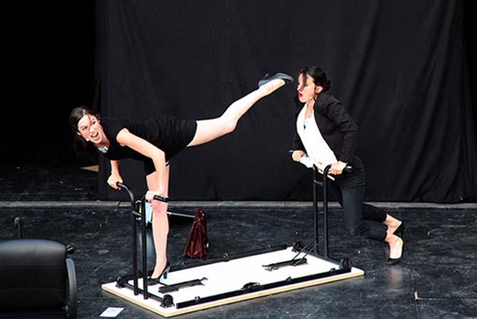 Argent, pudeur et décadence - Critique sortie Avignon / 2017 Avignon Avignon Off. Théâtre des Carmes-André Benedetto