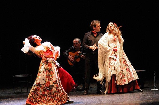 Carmen Flamenco - Critique sortie Avignon / 2017 Avignon Avignon Off. Théâtre du Chêne Noir