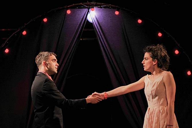 Cendrillon - Critique sortie Avignon / 2017 Avignon Avignon Off. Théâtre de La Parenthèse
