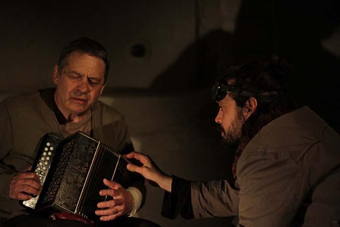Ce quelque chose qui est là… - Critique sortie Avignon / 2017 Avignon Avignon Off. Théâtre Artéphile