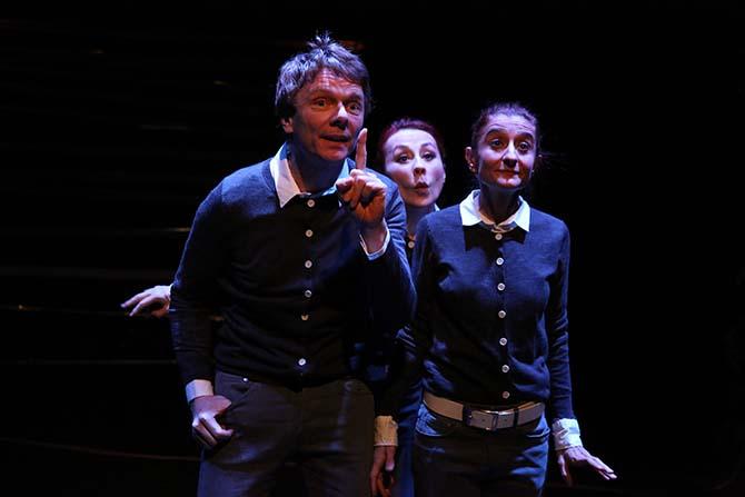 Intégral dans ma peau ou Le Monde selon Josh - Critique sortie Avignon / 2017 Avignon Avignon Off. Ninon Théâtre