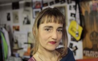 Crédit photo : Agnès Weill Légende : Cécile Gheerbrant, metteure en scène de La Dernière Bande.