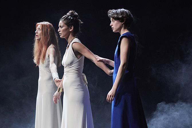 Face à Médée - Critique sortie Avignon / 2017 Avignon Avignon Off. Théâtre L'Entrepôt