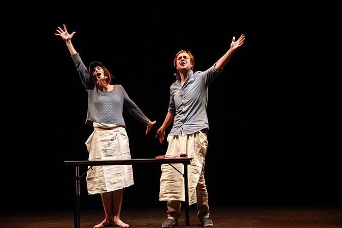 Jésus de Marseille - Critique sortie Avignon / 2017 Avignon Avignon Off. Théâtre des Halles
