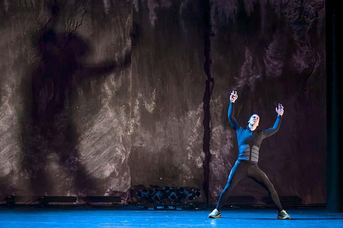 La tragédie du dossard 512 - Critique sortie Avignon / 2017 Avignon Avignon Off. Théâtre du Chêne Noir