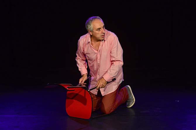 Machintruc - Critique sortie Avignon / 2017 Avignon Avignon Off. Théâtre Tremplin – salle Molière