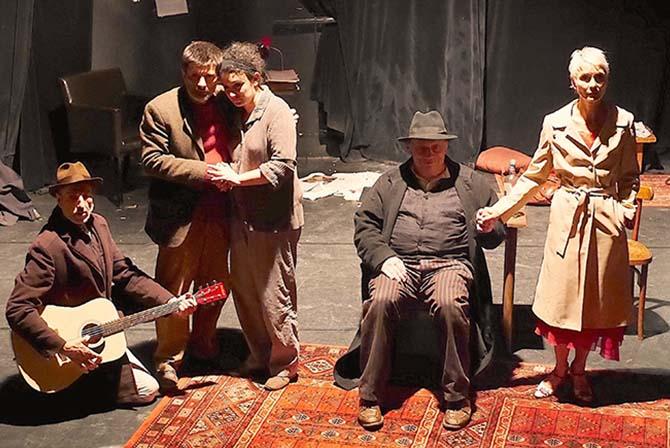 Oncle Vania - Critique sortie Avignon / 2017 Avignon Avignon Off. Théâtre des Corps Saints