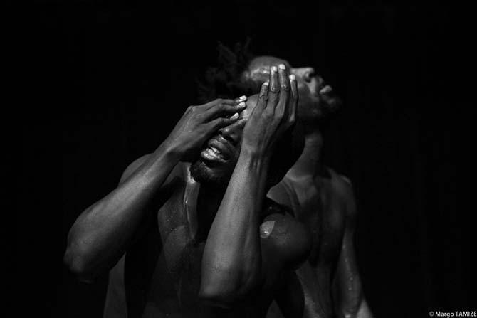 Oui, l'Afrique danse ! - Critique sortie Avignon / 2017 Avignon Festival d'Avignon. Salle Benoît XII