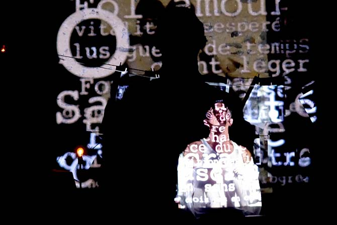 Pasolini Musica - Critique sortie Avignon / 2017 Avignon Avignon Off. Espace Roseau