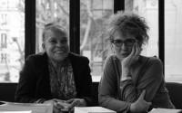 Crédit photo : DR Légende photo : Christiane Taubira et Anne-Laure Liégeois