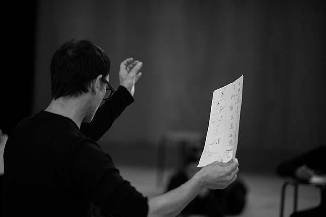 The Great Tamer - Critique sortie Avignon / 2017 Avignon Festival d'Avignon. La Fabrica