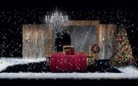 Légende : La maison de poupée se transforme en cage de verre. © Vincent Blot