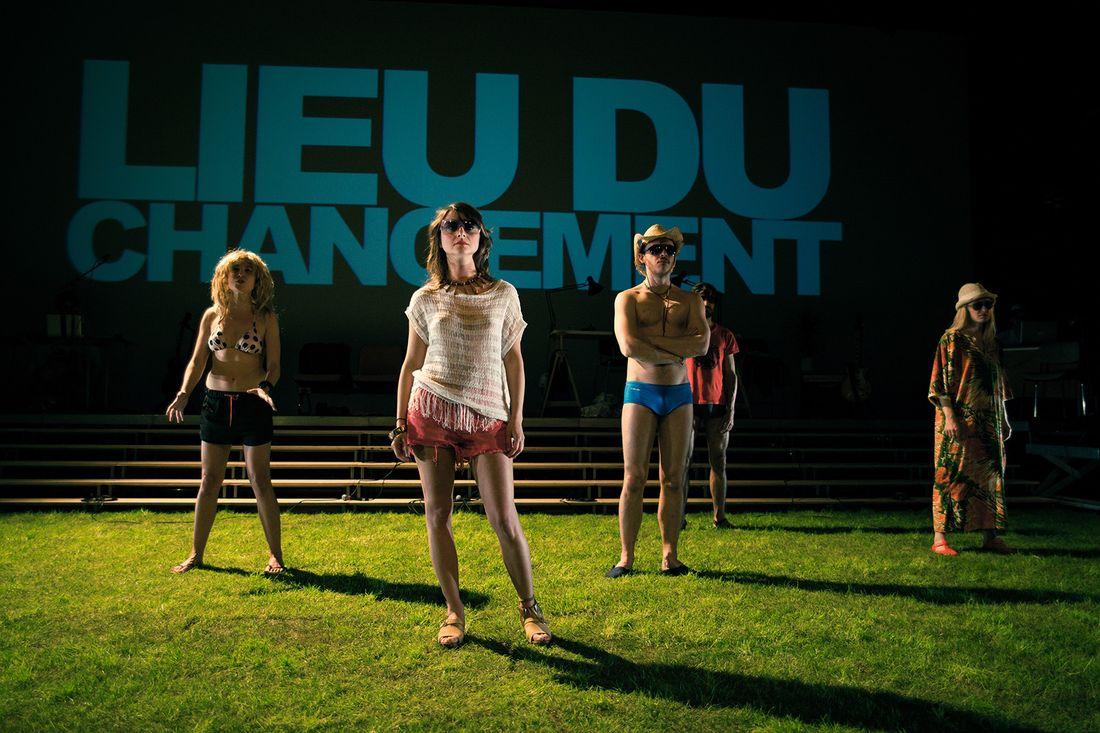Les Particules élémentaires - Critique sortie Théâtre Paris Odéon-Théâtre de l'Europe